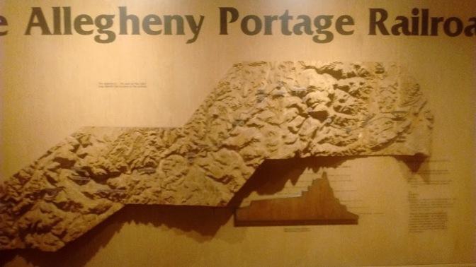 Allegheny Portage Railroad NHS