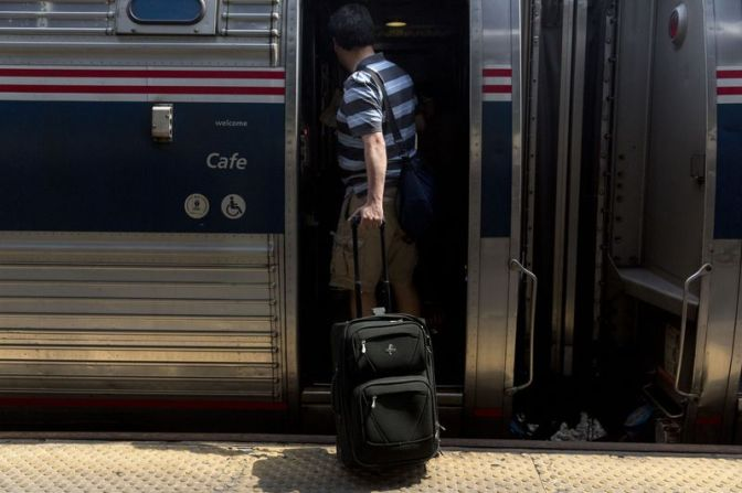 Amtrak Wants to Remind You How Bad Flying Is