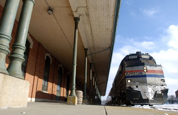 Amtrak reduces ticket window service as passengers choose eTicketing