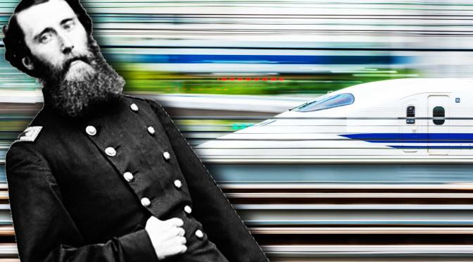 Dr. Rufus Henry Gilbert's Plan for an NYC Transit System Powered By Air