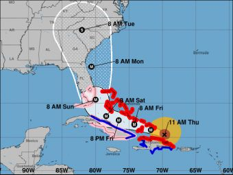 Southeastern railroads brace for Irma