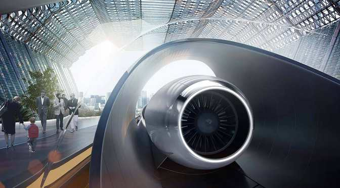 Canadian team wins Hyperloop contest for proposing 39 minute Toronto-Montreal route