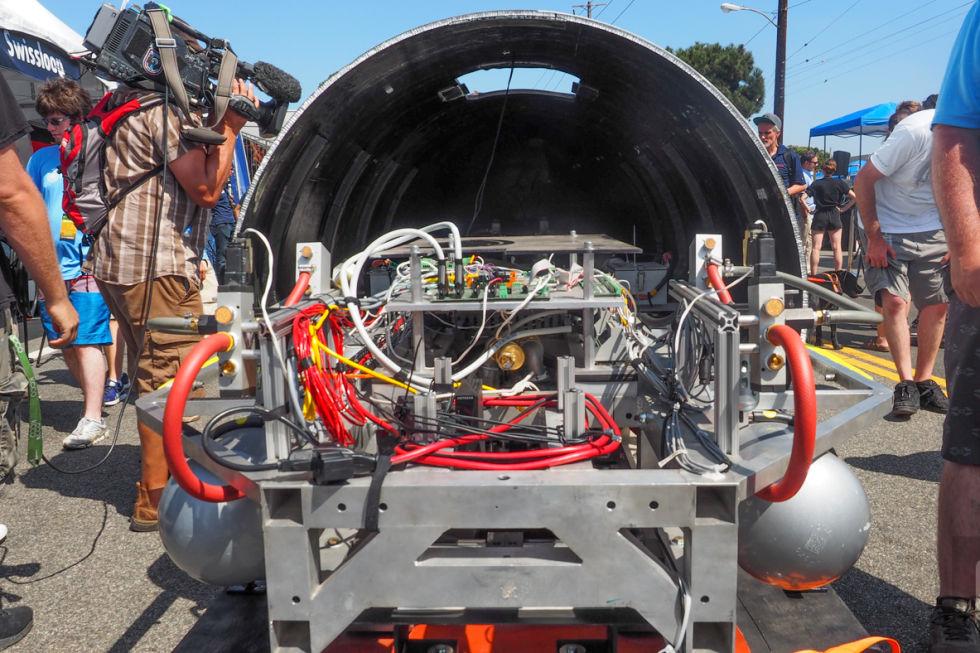 Even if Hyperloop fails, public transport will win