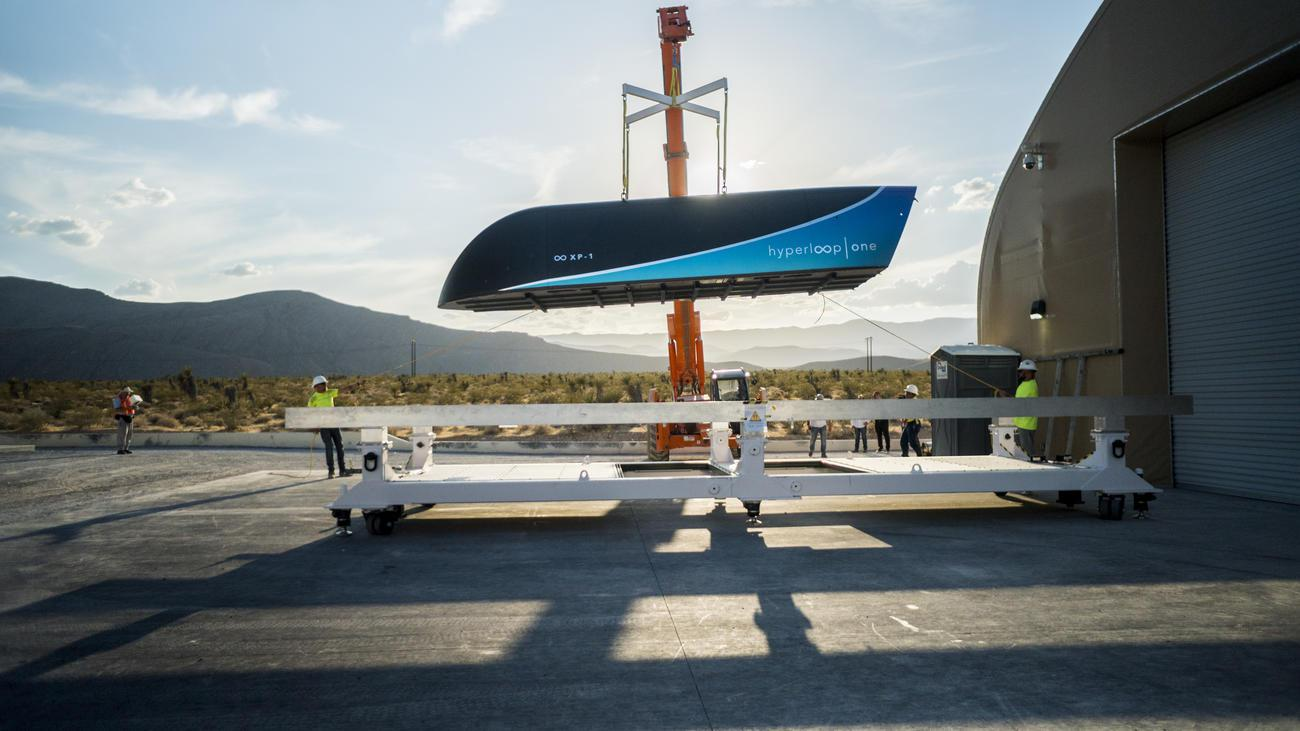 Despite all odds, Hyperloop One just raised another $85 million