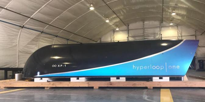 Chicago in minutes? Columbus named as finalist for Hyperloop
