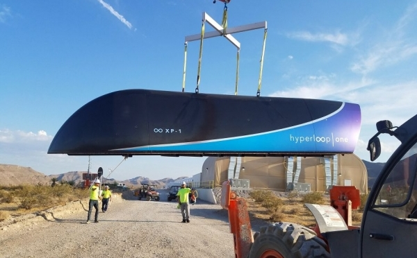 THE HYPERLOOP, A DREAM OR A REALITY?