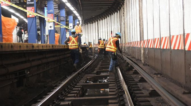 MTA doubles fines for littering in the NYC subway