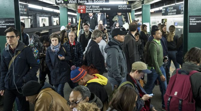 What New York City's subway system can learn from ones around the world