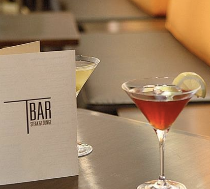 Blissful Table Times on Upper East Side at TBar