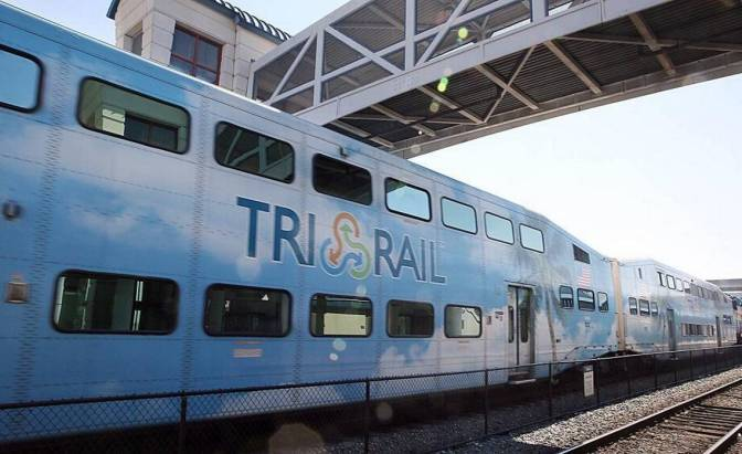 Tri-Rail expansion along Miami coast is halted for now over who would run the train