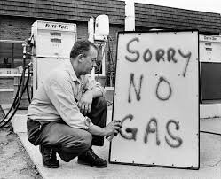 Gas Lines Evoke Memories Of Oil Crises In The 1970s