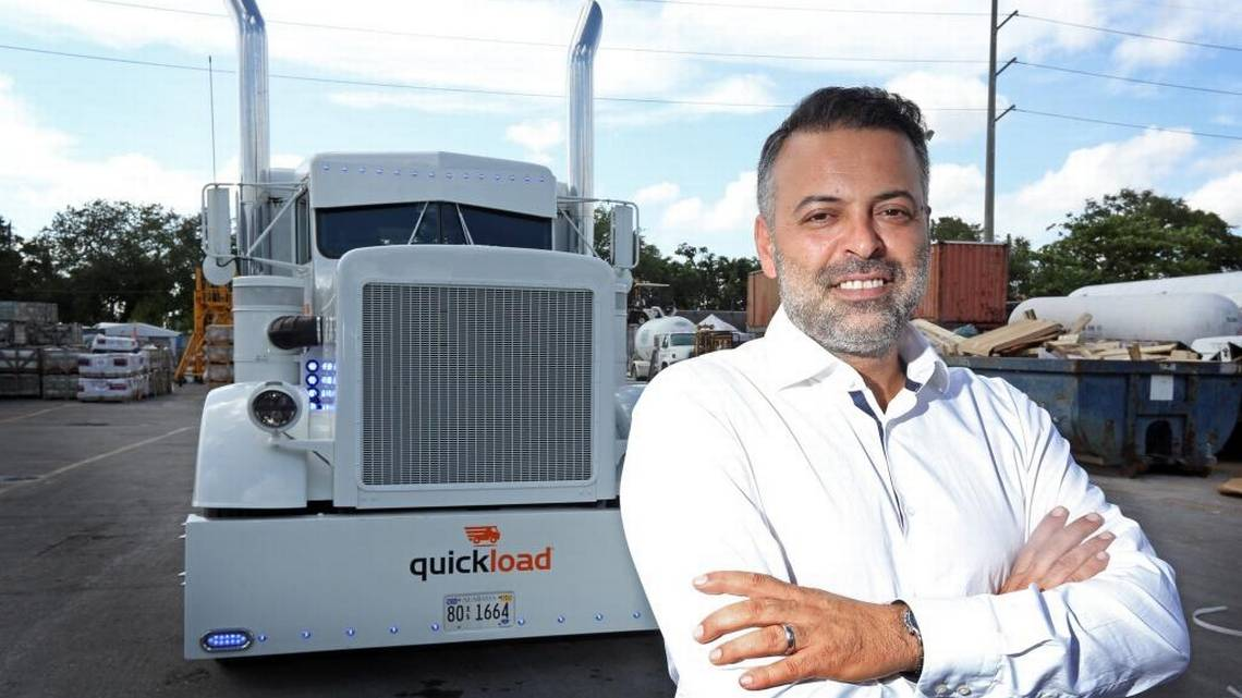 BOS Group started with 1 truck. Now, it's one of Miami's biggest third-party logistics providers
