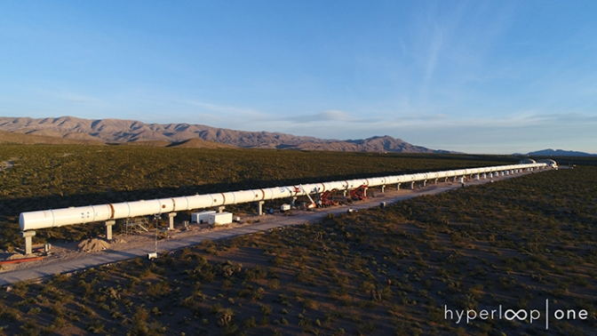 Richard Branson on Hyperloop One investment: 'Going faster than an airline' on land excites me