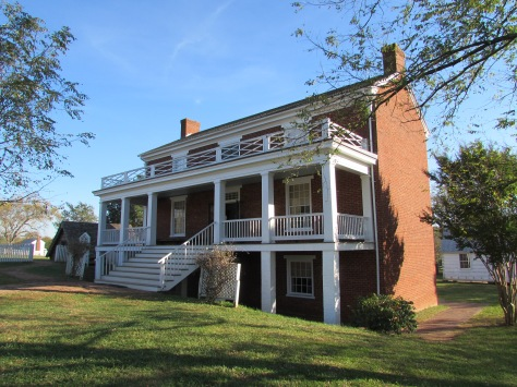Pence House Appomattox Virginia