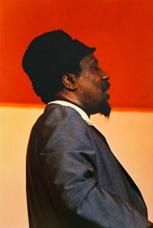 THELONIOUS MONK by Jim Marshall 1963