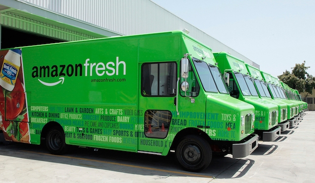 Amazon Fresh is shutting down in some neighborhoods, including ones in Connecticut