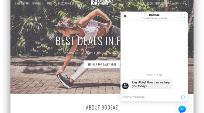 Facebook introduces a Messenger plugin for business websites