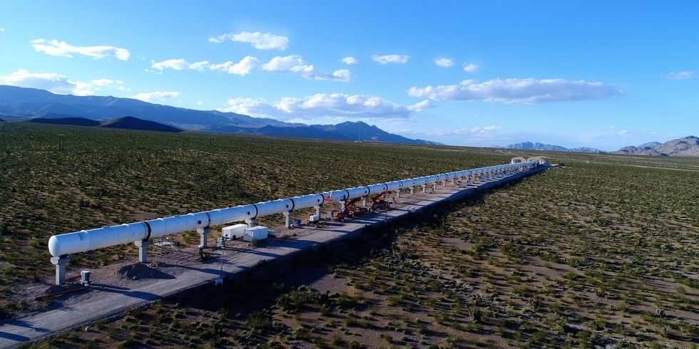 History Suggests the Hyperloop Is an Uncertain Promise for Future Cities