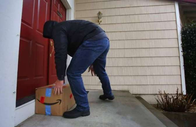 Protecting your holiday packages from 'porch pirates'