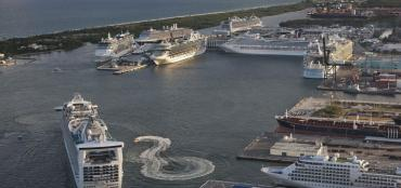 Marco Rubio Showcases Port Everglades' Expansion