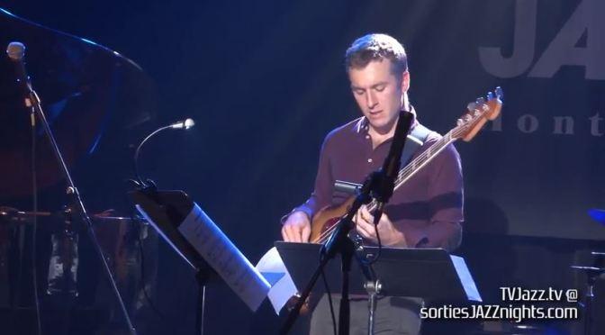 RÉMI JEAN-LEBLANC + BEN WENDEL 'Interpersonal Standpoint' » L'OFF Jazz 2017 MONTRÉAL