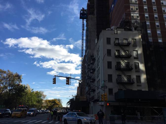 Cracked UES Building Shook As Second Ave. Subway Built