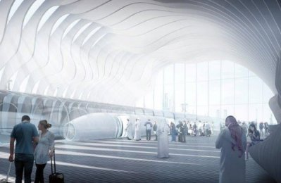 Virgin Hyperloop One set to develop GCC ultra-fast tube
