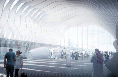 Virgin Hyperloop One set to develop GCC ultra-fast tube