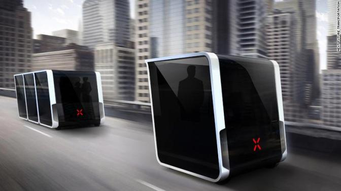 Dubai's big plans to revolutionize how we travel