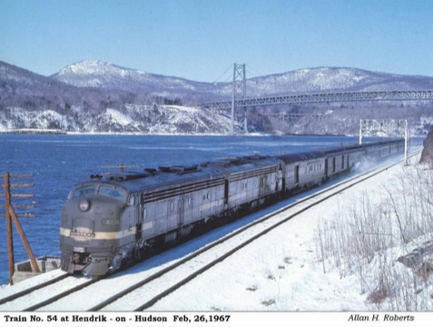 50 Years Ago: Big Change in NY Central Train Service