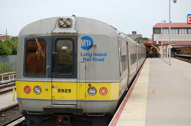 Could NY City have a Train Disaster?