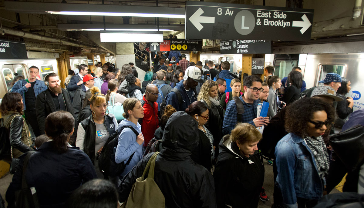 City and MTA Still Have No Clue How L Train Shutdown Will Work