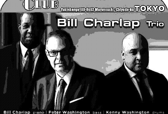 BILL CHARLAP trio | COTTON club TOKYO