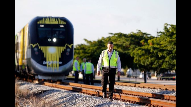 Congressman wants new high-speed rail line shut down for safety review