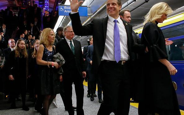 Cuomo Pushes for NYC Funding for Subway Repairs, Congestion Pricing