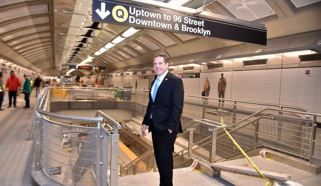 "ON MTA: NO, GOV. CUOMO DOESN'T KNOW HOW TO ""FIX IT"""
