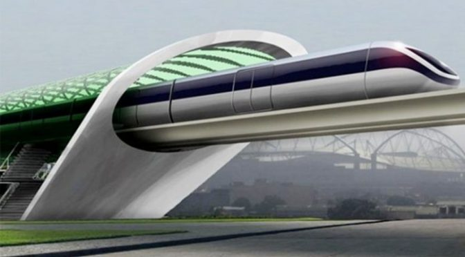 HYPERLOOP: THE FUTURE IS NOW