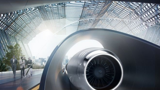 The hype around Hyperloop