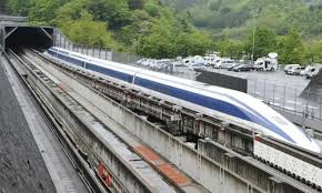 Enthusiasm for 'maglev' train between D.C., Baltimore mounts — as does opposition