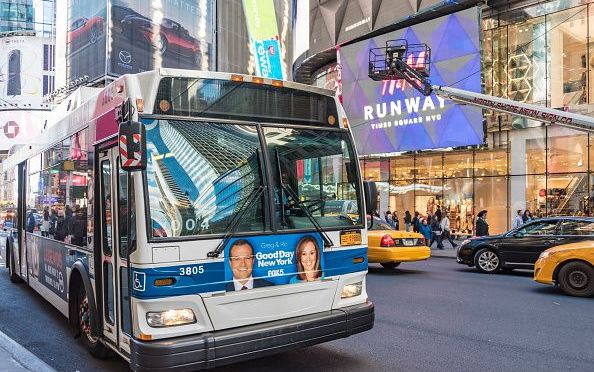 Report Says New York City Buses Are the Slowest in the Nation