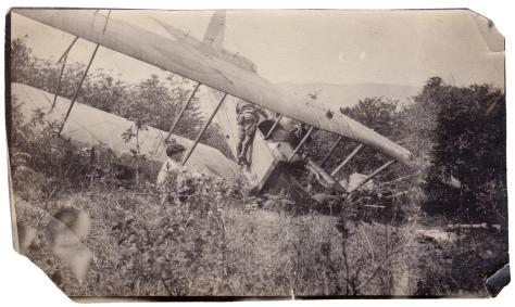Rum Plane_Manchester HS_2