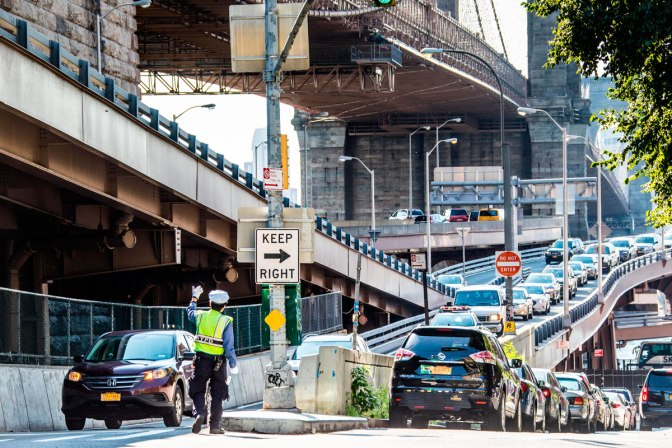 Cuomo's Congestion Pricing Plan Actually Isn't Half-Bad