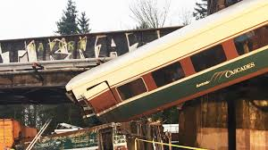The more we learn about Amtrak derailment the stranger it gets
