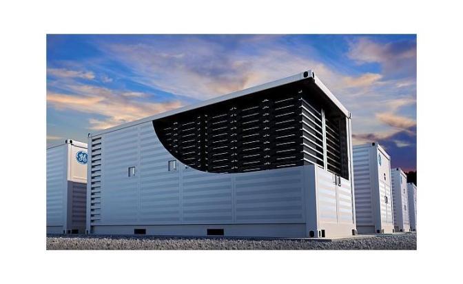 GE rolls out new battery storage platform