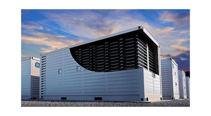 GE rolls out new battery storage platform