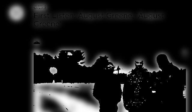 AuGUST GREeNE   'August Greene'