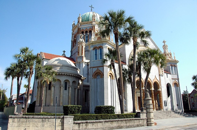 Ghosts: Haunted St. Augustine!