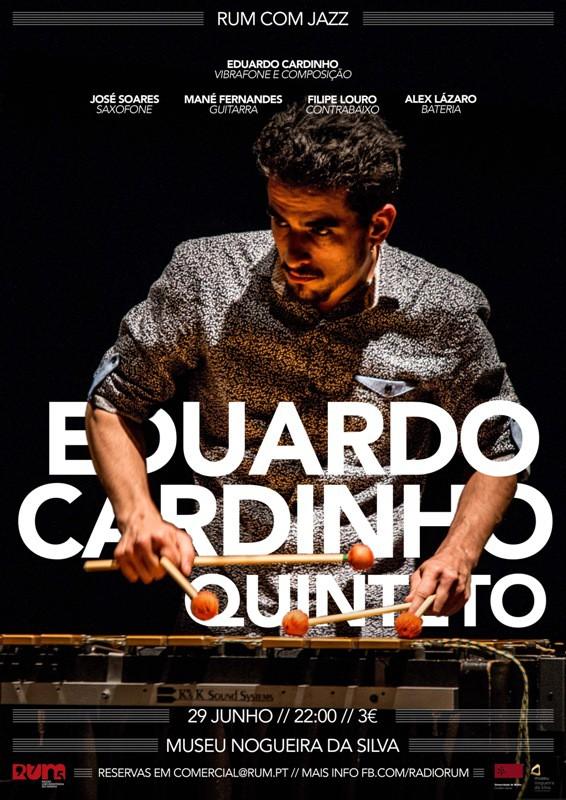 EDUArDO CARDInHO quinteto | Café do João | live PORTA-JAZZ