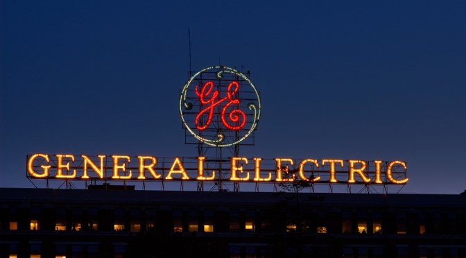 Thoughts On General Electric And GE Capital