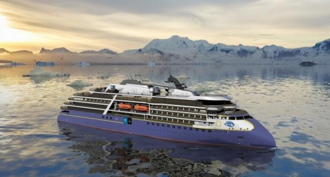 VMS Gets GE Engine Order for New Lindblad Vessel